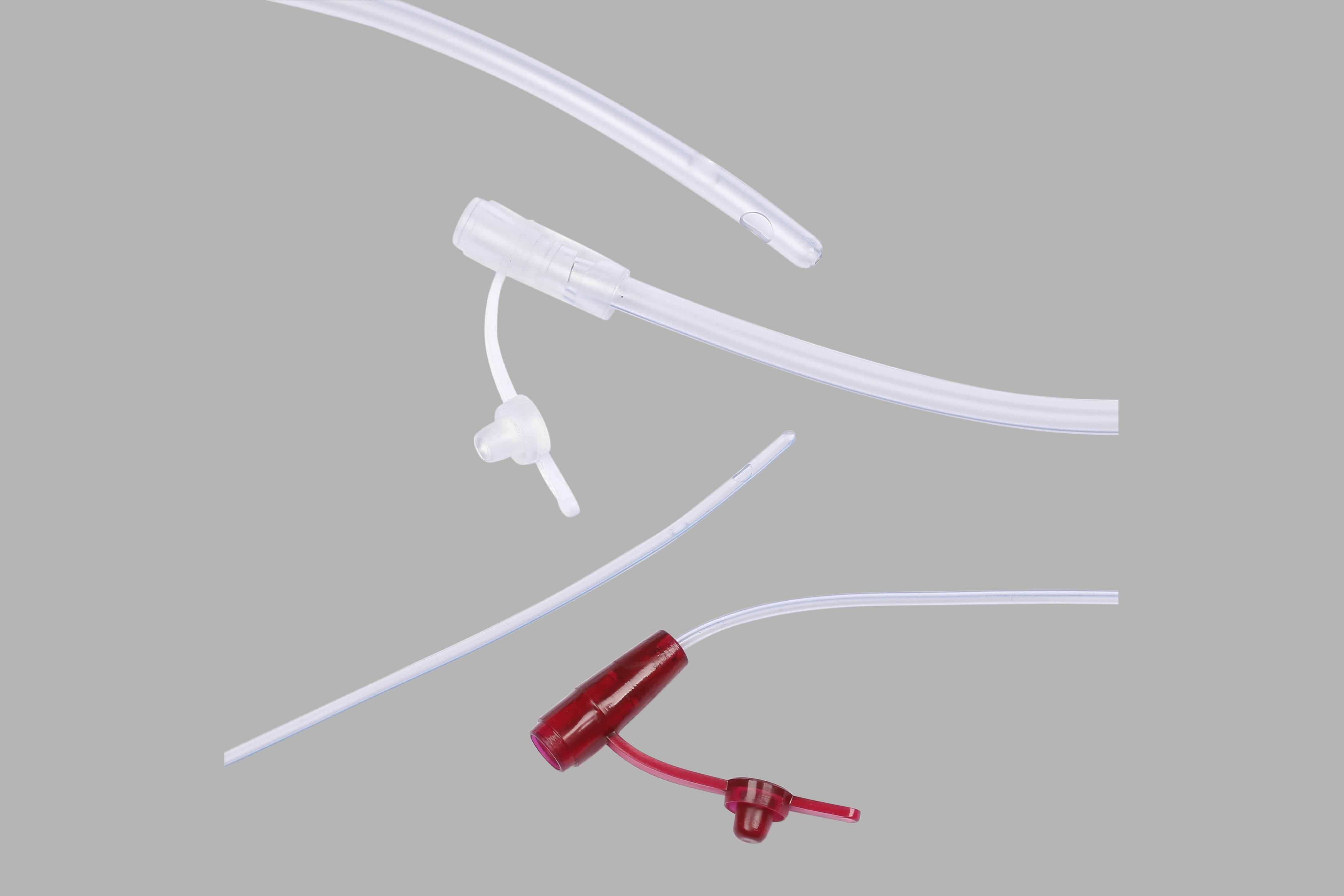 Зонд питательный с крышкой с РКП, дл. 120 см